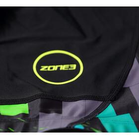 Zone3 Activate Plus Trisuit Heren, electric sprint